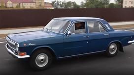 Рамзан Кадыров едет на Волге