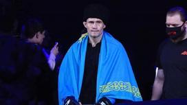 Боец Георгий Кичигин