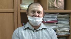 Обманутый пенсионер Борис Тягунов