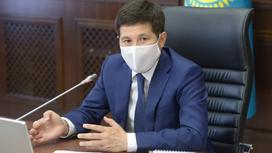 Абылкаир Скаков. Фото пресс-служба акима Павлодарской области