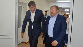 Тургумбаев и Биртанов