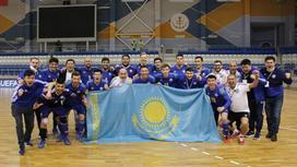 Казахстанская сборная по футзалу