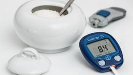 Глюкометр и сахар