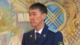 Жаркынбек Бакашбаев