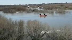 Поисковые работы на реке