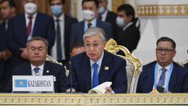 Президент Казахстана Касым-Жомарт Токаев