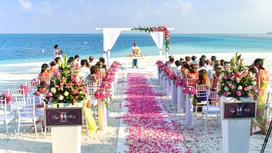Свадебная церемония в стиле бохо