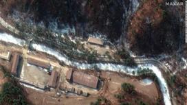 Спутниковый снимок Йонгдоктонга