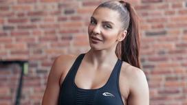 Немецкая спортсменка Кристина Хаммер