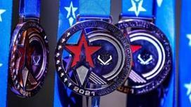 Медали чемпионата мира среди военнослужащих