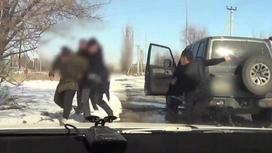 Наркопреступников задерживают в Талдыкоргане