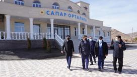 Нурлан Шабдар в Жезказгане