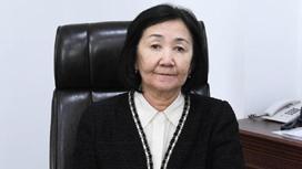Балжан Шаменова