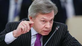 Алексей Пушков. Фото duma.gov.ru