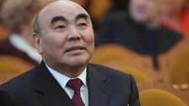 Аскар Акаев. Фото Sputnik Екатерина Чеснокова