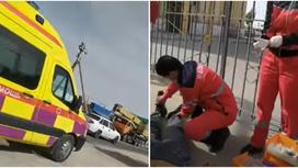 Медики скорой помощи в Мангистау