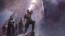 постер фильма «Вальгалла: Рагнарёк»