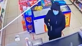 Грабитель в Павлодаре