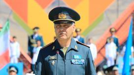 Нурлан Ермекбаев1. Фото пресс-служба министерства обороны РК