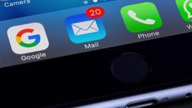 Иконки приложений на экране смартфона