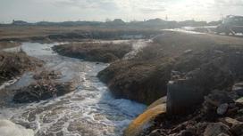 паводки в Карагандинской области