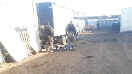 Задержание в Актюбинской области