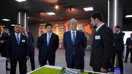 Токаев посетил Центр урбанистики в Алматы (фото)