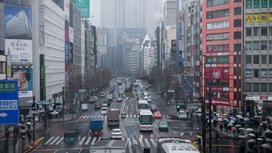 Движение в Токио