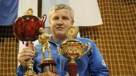 Тренер Шамиль Сафиуллин