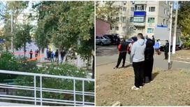 Стрельба в Лисаковске