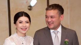 Тамара Асар с мужем