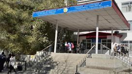 Школа в Актобе