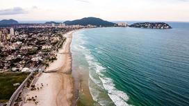 бразилия пляж