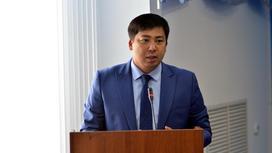 Олжас Каржауов