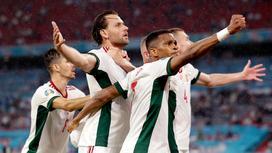Сборная Венгрии по футболу