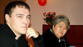 Юрий Шатунов, Валентина Тазекенова