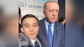 Казахстанец в Турции