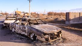 Кордайский район после беспорядков