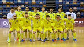 Сборная Казахстана по футзалу