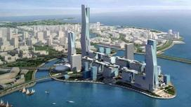 Город в Саудовской Аравии