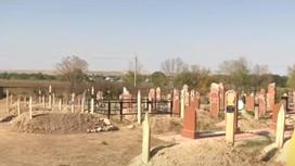 Кладбище в Алматинской области