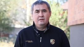 Житель Нур-Султана Еркегали Кержикеев