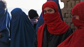 Девушки в Афганистане