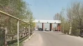 Эко-пост в Алма-Арасане