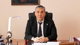 Председатель Комитета по делам строительства и жилищно-коммунального хозяйства МИИР РК Тимур Карагойшин
