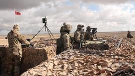 В Вооруженных Силах приняты меры по усилению бдительности