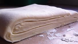Слоеное тесто своими руками: лучшие рецепты