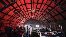 Центр лечения COVID-19 в Богор