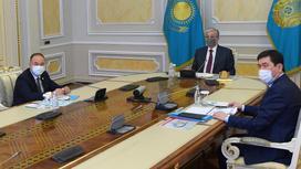 Токаев провел совещание по вопросам дальнейшего развития города Алматы
