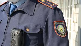 Полицейский в форме